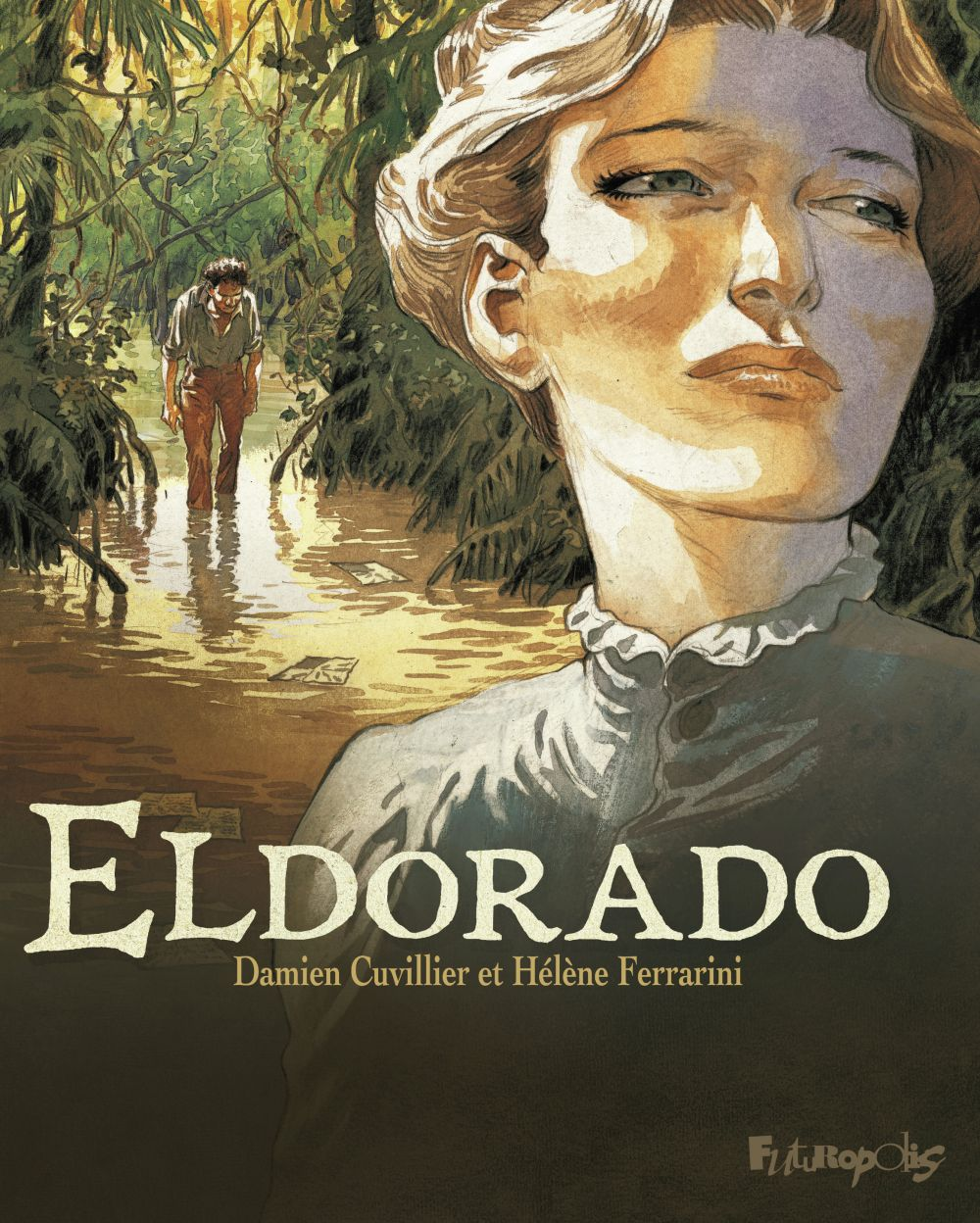 Eldorado | Cuvillier, Damien. Auteur
