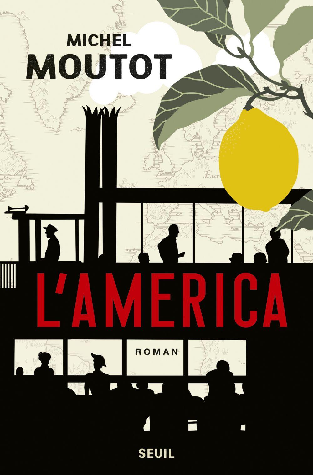 L'America | Moutot, Michel. Auteur
