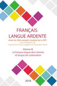 Le français langue des scie...