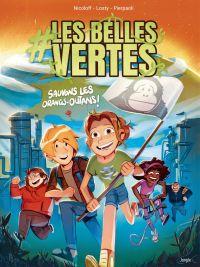 #Les Belles vertes - tome 2...
