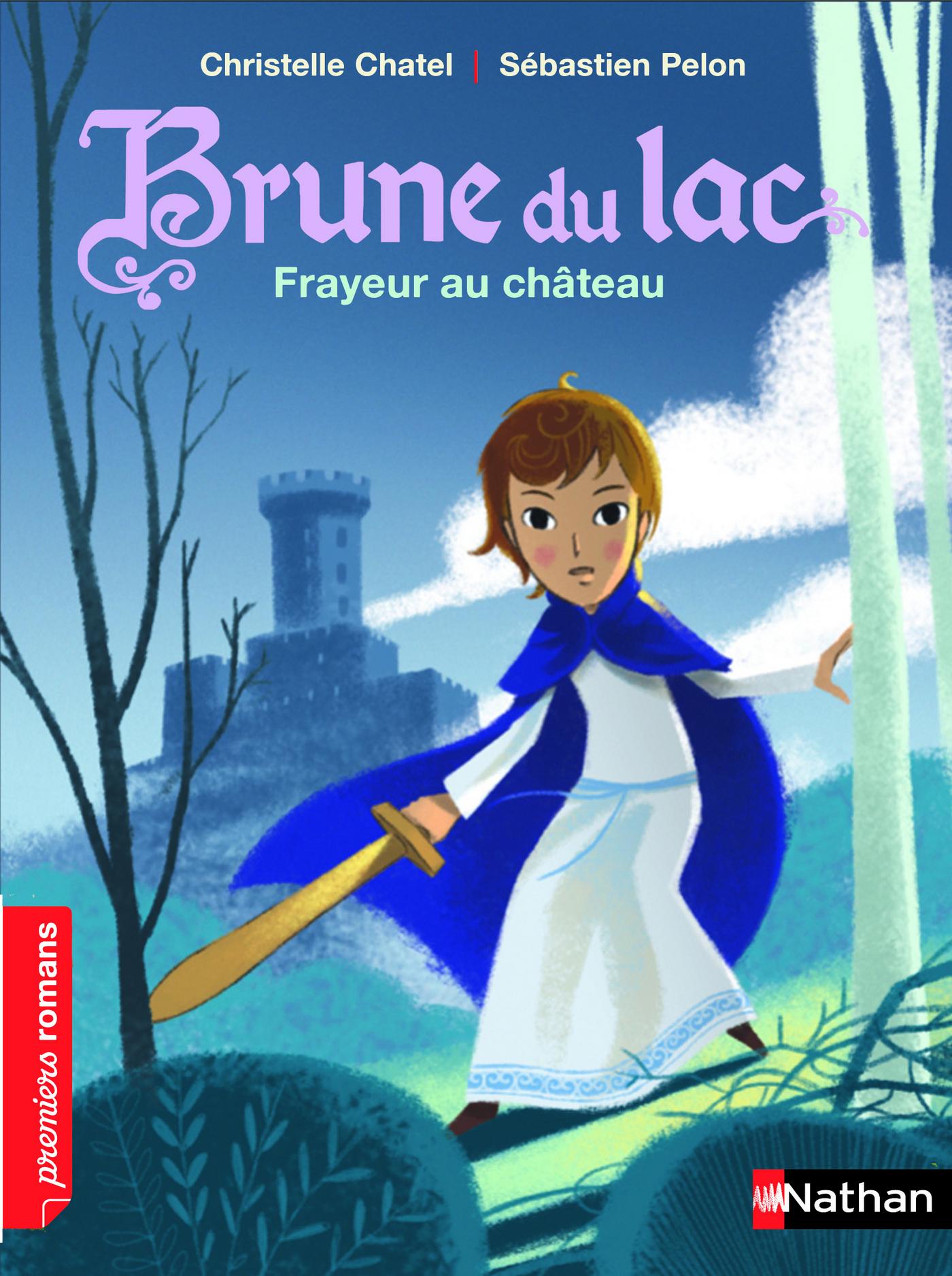 Frayeur au château | Pelon, Sébastien