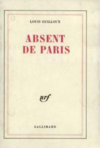 Absent de Paris