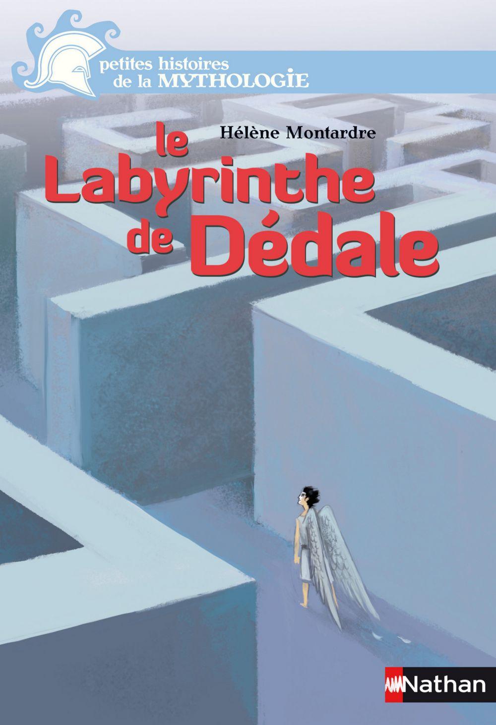 Le labyrinthe de Dédale   Montardre, Hélène. Auteur