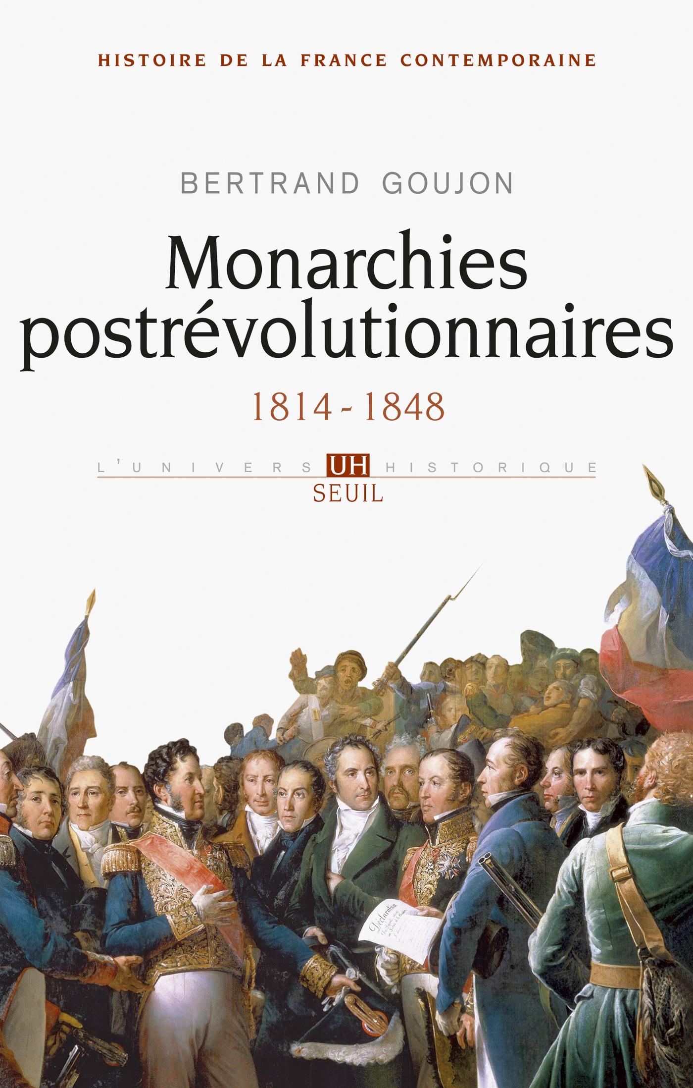 Monarchies postrévolutionnaires. 1814-1848