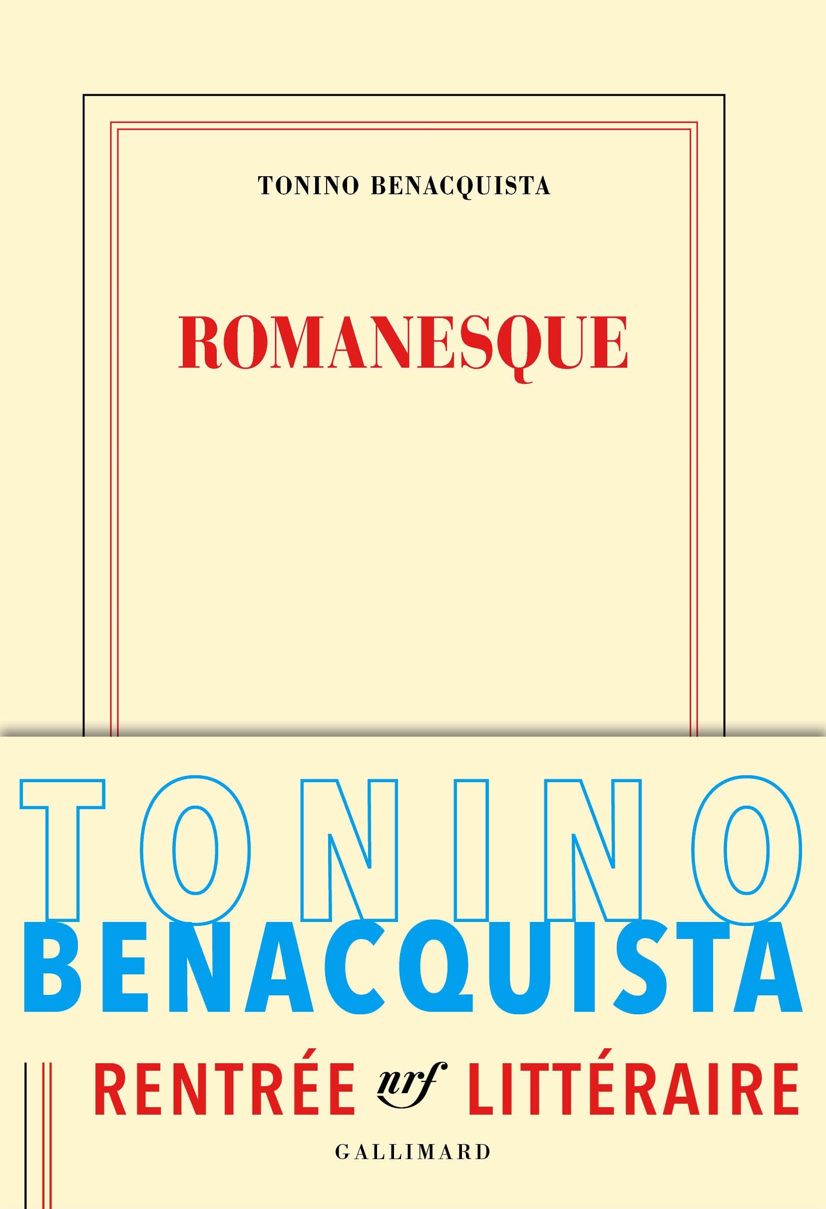 Romanesque | Benacquista, Tonino