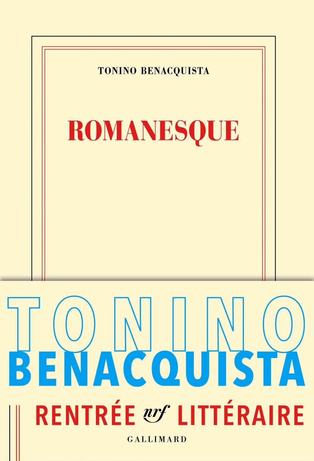 Romanesque   Benacquista, Tonino. Auteur