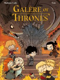 Image de couverture (Galère of thrones)