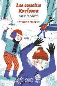 Image de couverture (Les cousins Karlsson Tome 6 - Papa et pirates)