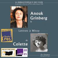 Lettres à Missy | Colette