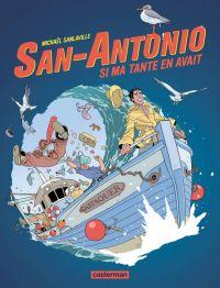 San-Antonio (Tome 2)  - Si ...