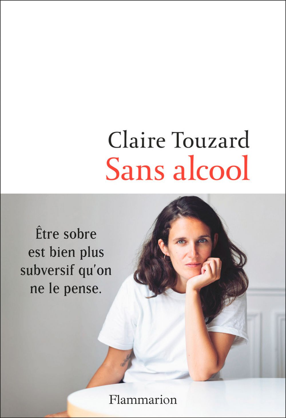Sans alcool | Touzard, Claire. Auteur