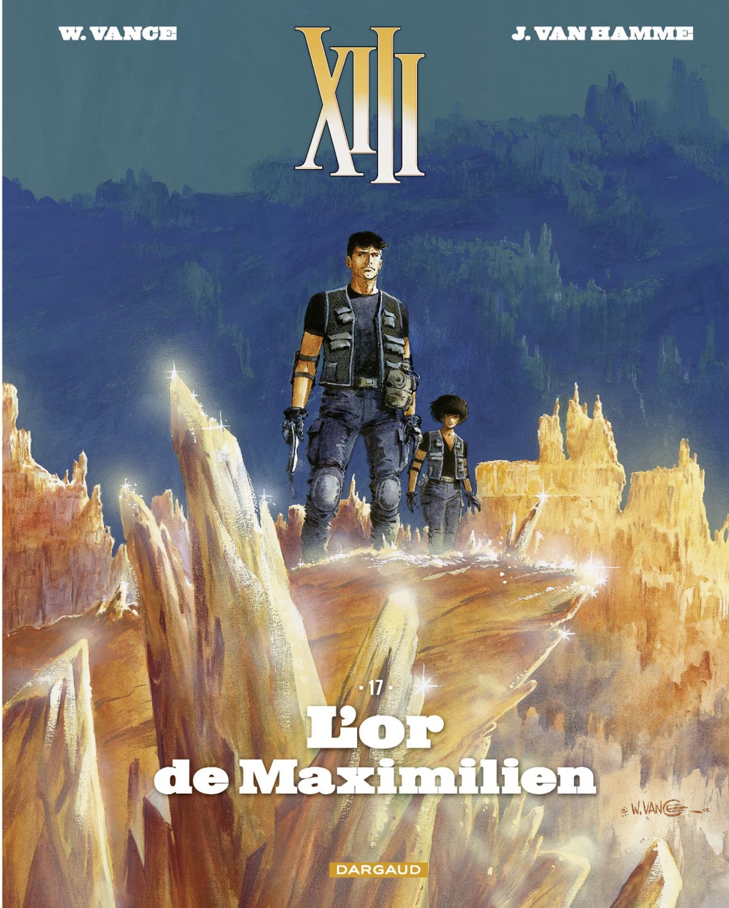 XIII  - tome 17 - L'or de M...