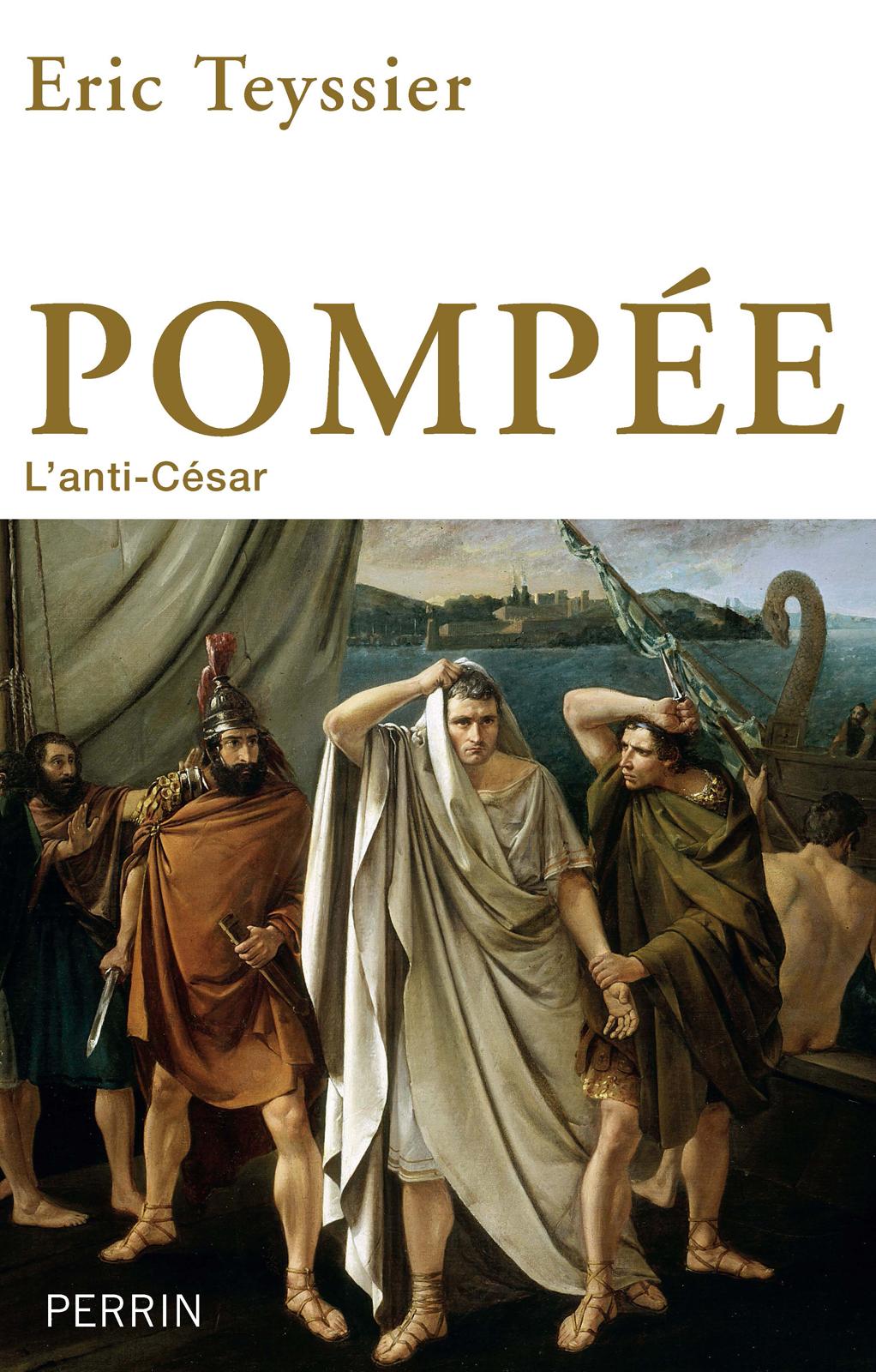 Pompée | TEYSSIER, Eric