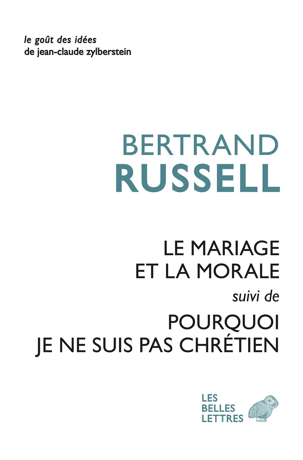 Le Mariage et la morale sui...