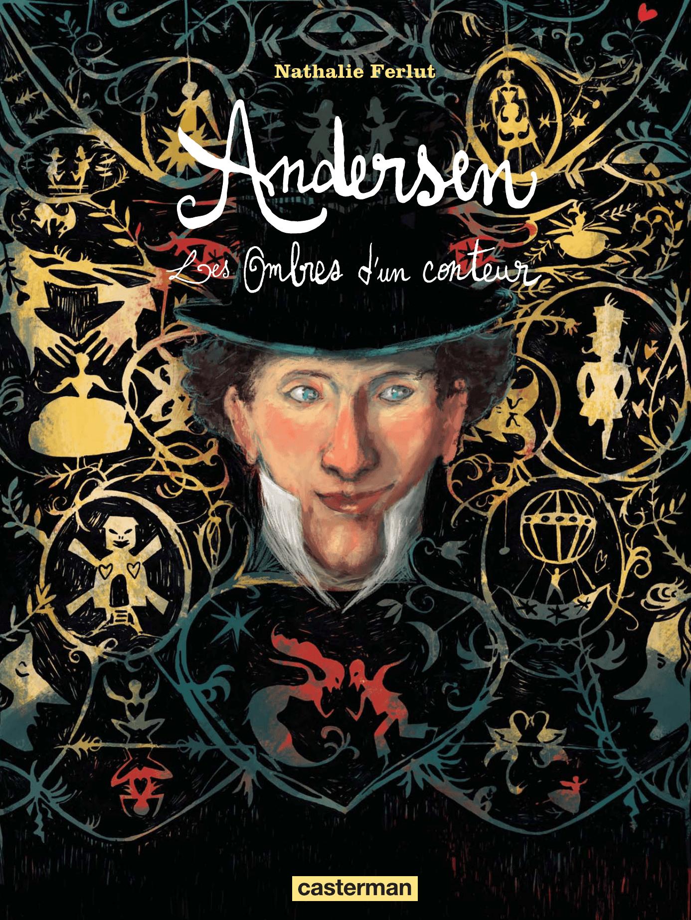 Andersen, les ombres d'un conteur   Ferlut, Nathalie