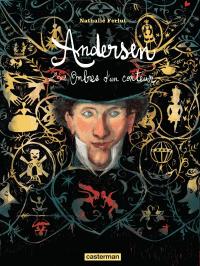 Andersen, les ombres d'un conteur | Ferlut, Nathalie. Auteur