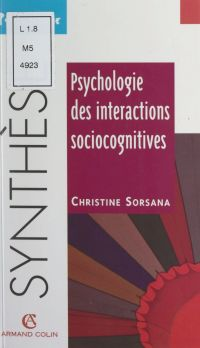 Psychologie des interaction...