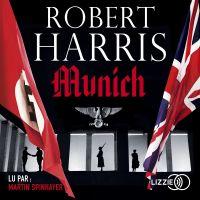 Munich | HARRIS, Robert. Auteur
