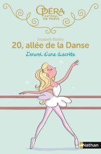 20, allée de la danse : L'envol d'une discrète | Barféty, Elizabeth. Auteur