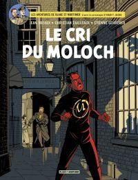 Blake & Mortimer - tome 27 - Le Cri du Moloch | Jean, Dufaux. Auteur