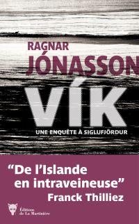 Vík | Jónasson, Ragnar. Auteur