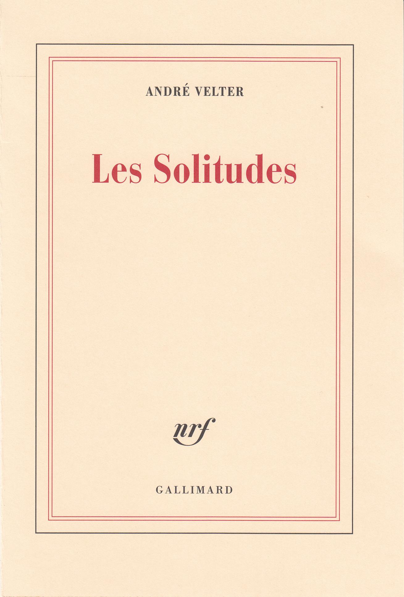 Les Solitudes
