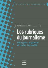RUBRIQUES DU JOURNALISME (LES)