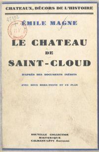 Le Château de Saint-Cloud