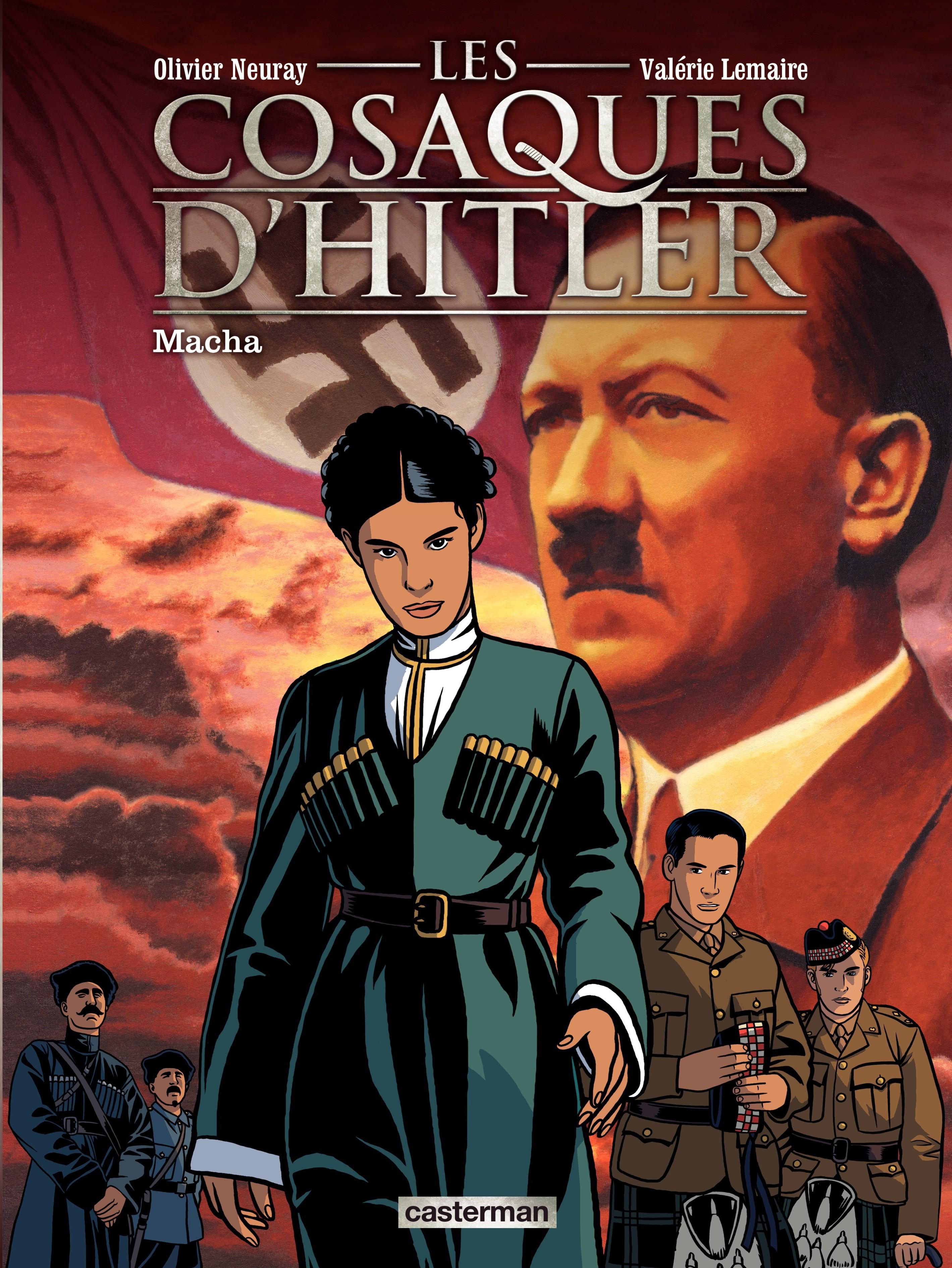 Les Cosaques d'Hitler (Tome 1) - Macha