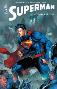 Superman - Tome 2 - À toute...