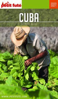 Image de couverture (CUBA 2020/2021 Petit Futé)