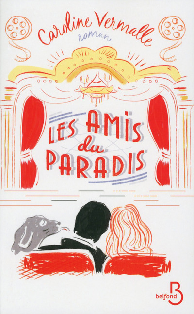 Les amis du Paradis | VERMALLE, Caroline