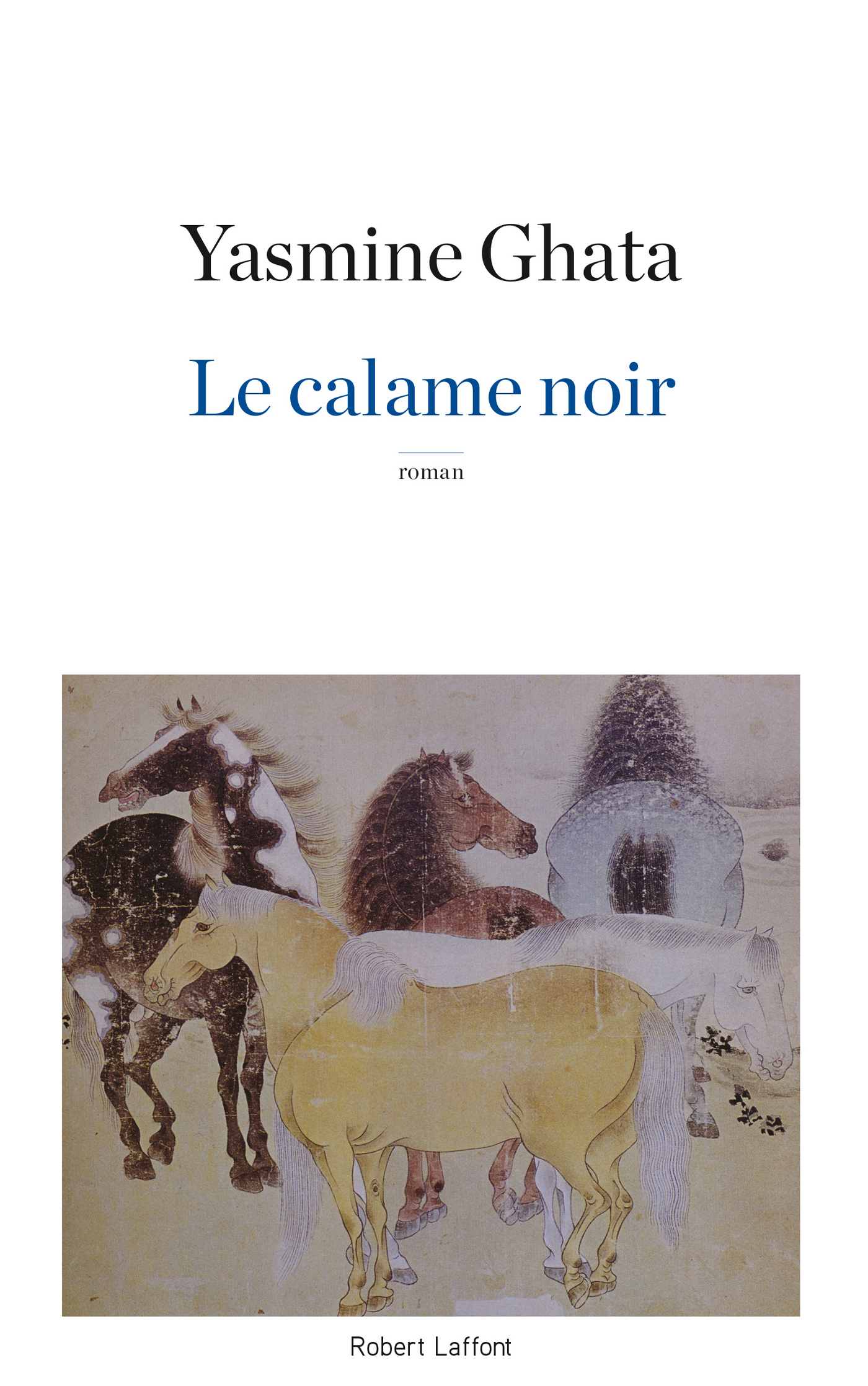 Le Calame noir | GHATA, Yasmine