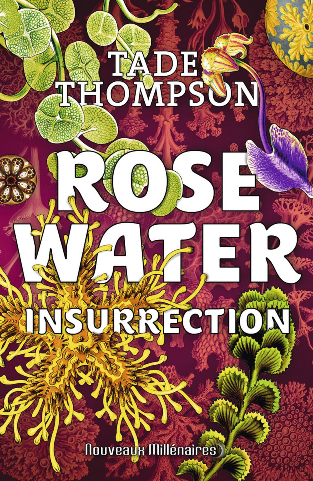 Rosewater (Tome 2) - Insurrection