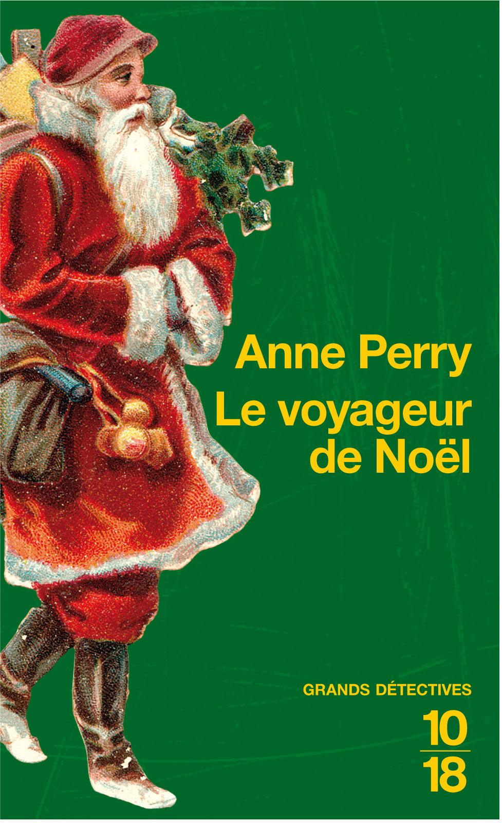 Le voyageur de Noël   PERRY, Anne