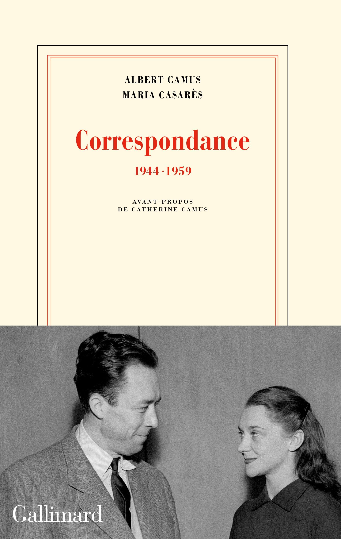 Correspondance (1944-1959) | Camus, Albert
