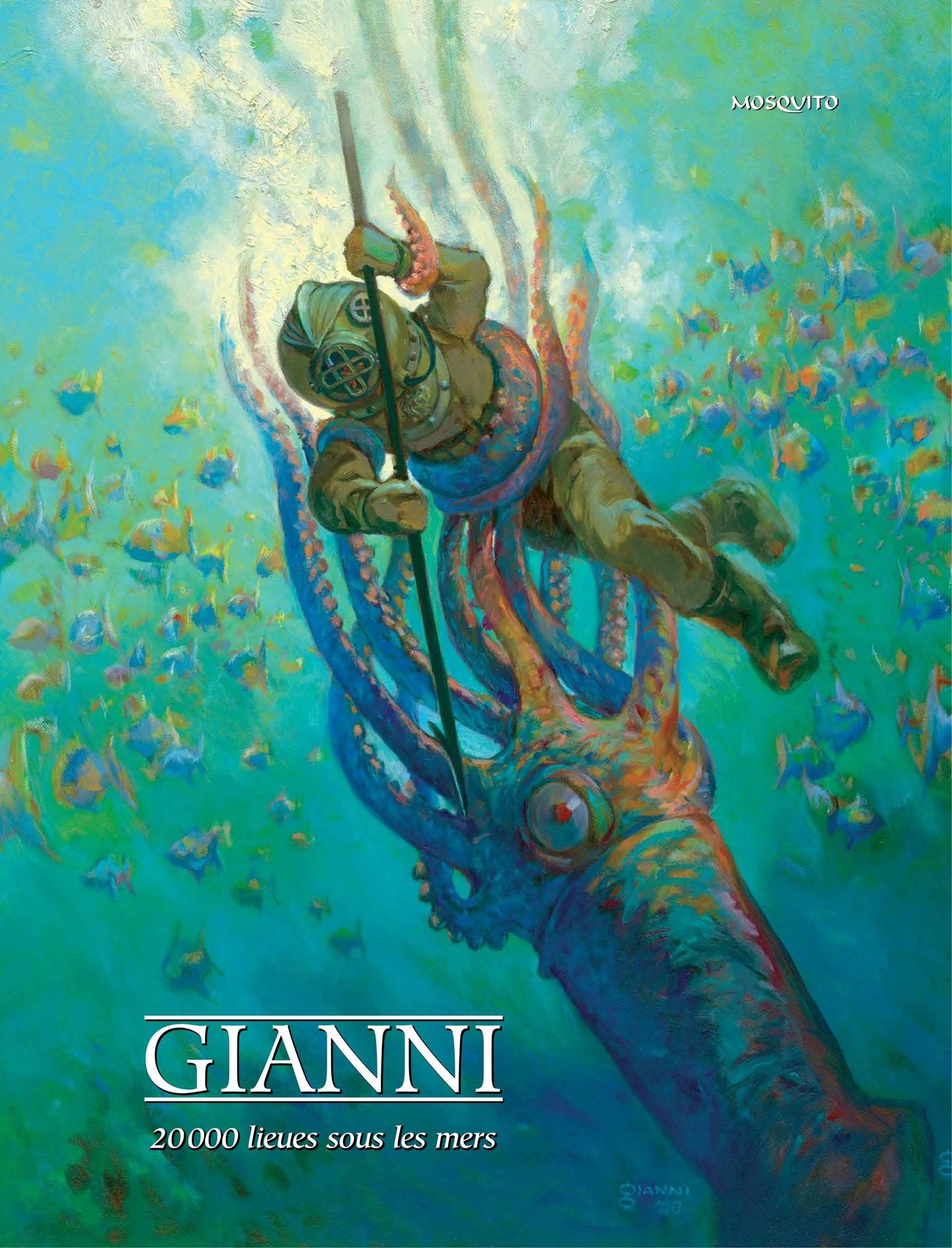 20.000 Lieues sous les mers | Gianni, Gary