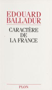 Caractère de la France