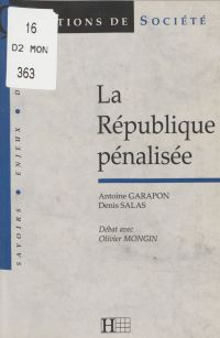 La République pénalisée
