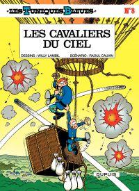 Les Tuniques bleues. Volume 8, Les cavaliers du ciel