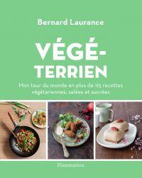 Végéterrien : mon tour du monde en plus de 110 recettes végétariennes, salées et sucrées