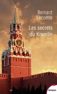 Image de couverture (Les secrets du Kremlin)