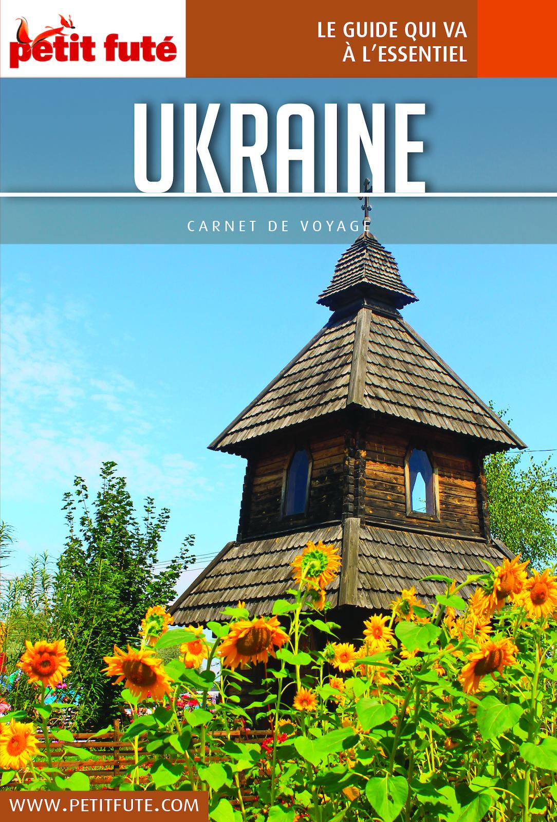 UKRAINE 2019 Carnet Petit Futé