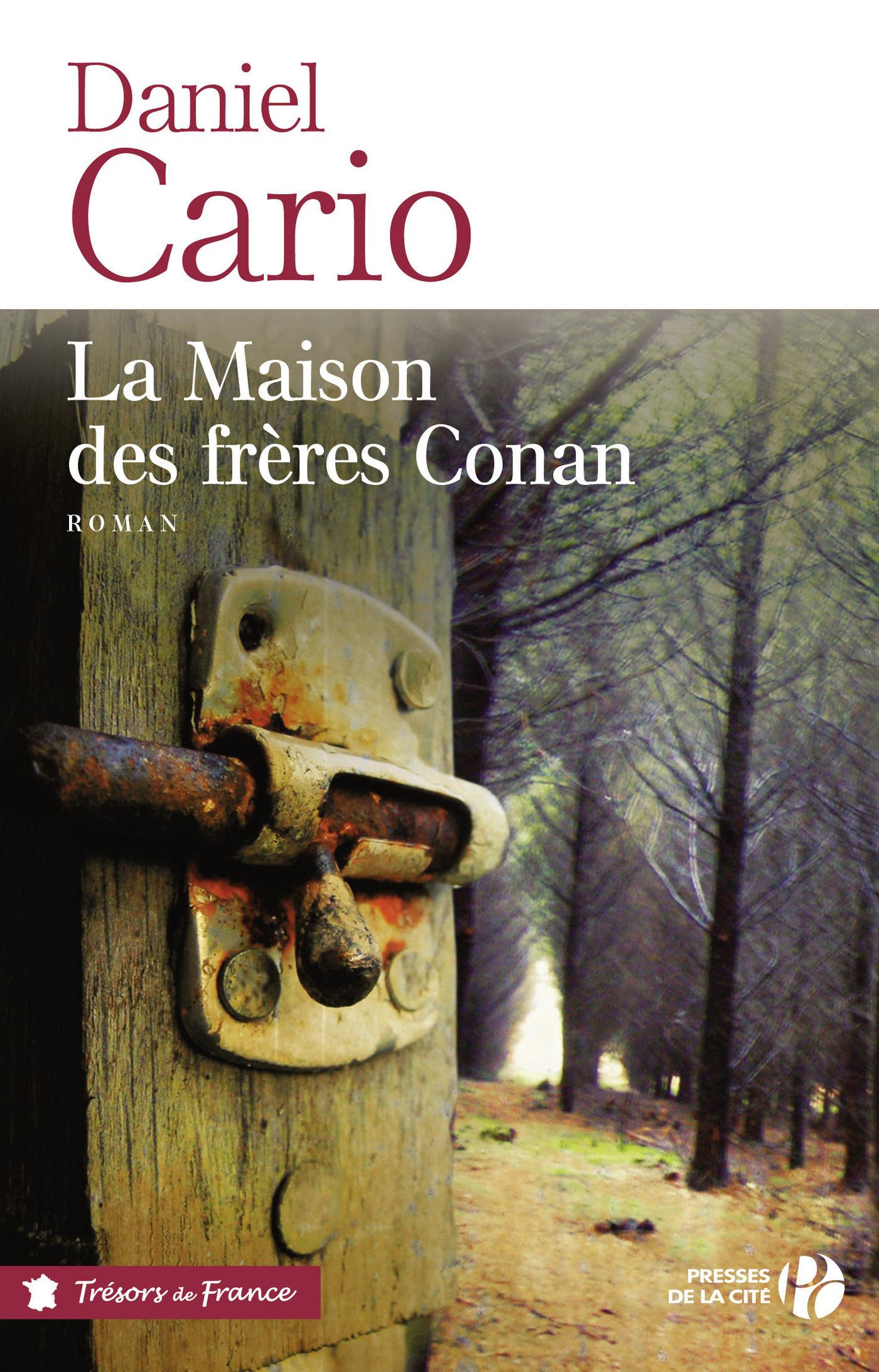 La Maison des frères Conan (TF) | CARIO, Daniel