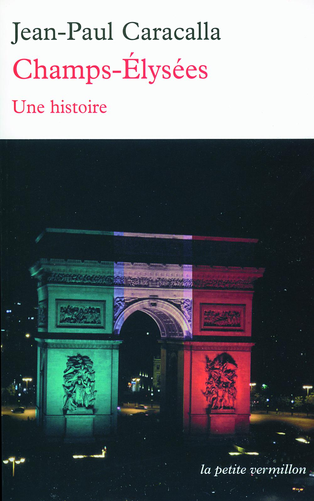 Champs-Élysées, Une histoire