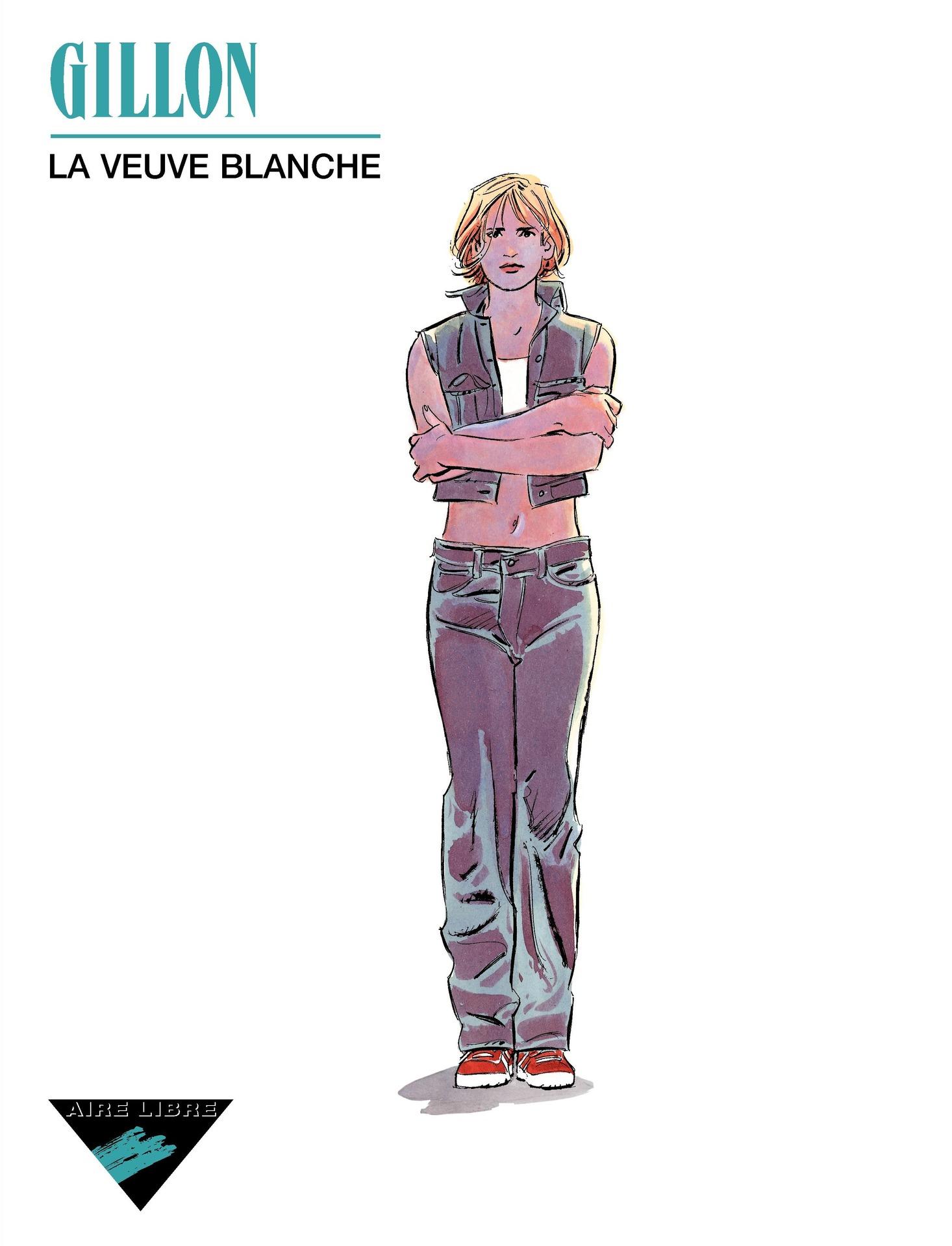 La Veuve blanche - Tome 1 - LA VEUVE BLANCHE