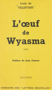 L'œuf de Wyasma