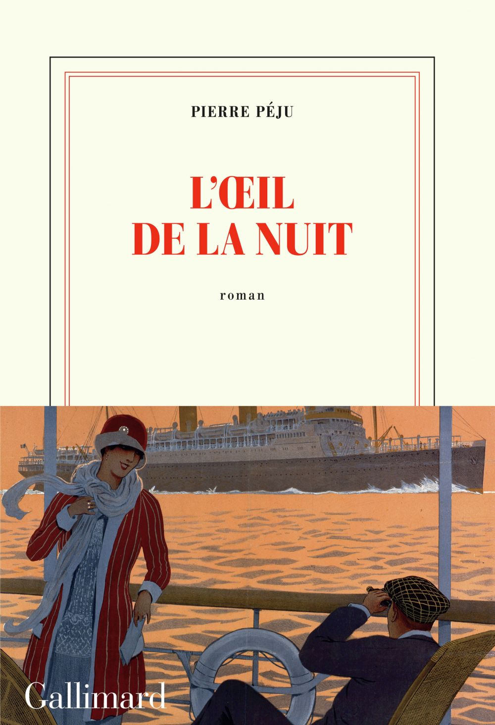 L'œil de la nuit | Péju, Pierre. Auteur