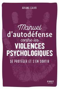 Image de couverture (Manuel d'auto-défense contre les violences psychologiques)