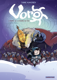 Voro (Tome 5)  - L'armée de...